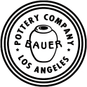 BAUER -LOS ANGELES POTTERY COMPANY-